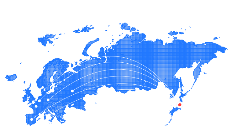Europeの地図